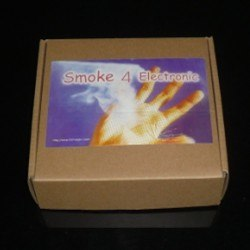 Дым - Smoke 4 Electronic (гиммик + 10 картриджей) (+ ОБУЧЕНИЕ)