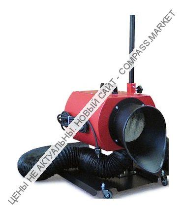 Установка мобильная для удаления выхлопных газов, Aerservice (Италия)