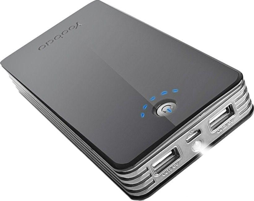 Аккумулятор внешний универсальный - Yoobao Thunderbold Power Bank 15600mAh