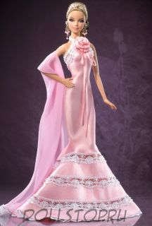 Коллекционная кукла Барби Badgley Mischka -  Badgley Mischka Barbie Doll