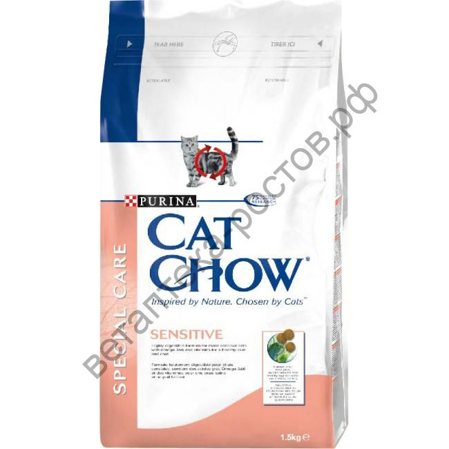 Cat Chow Special Care Sensitive