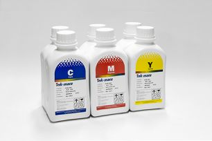 Комплект чернил EIM 801 для картриджей EPS L800 , 500 мл x 6 (оригинальная упаковка Alphachem Co.)