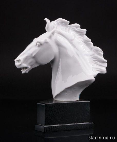 Изображение Голова лошади, Meissen, Германия, 1949 г
