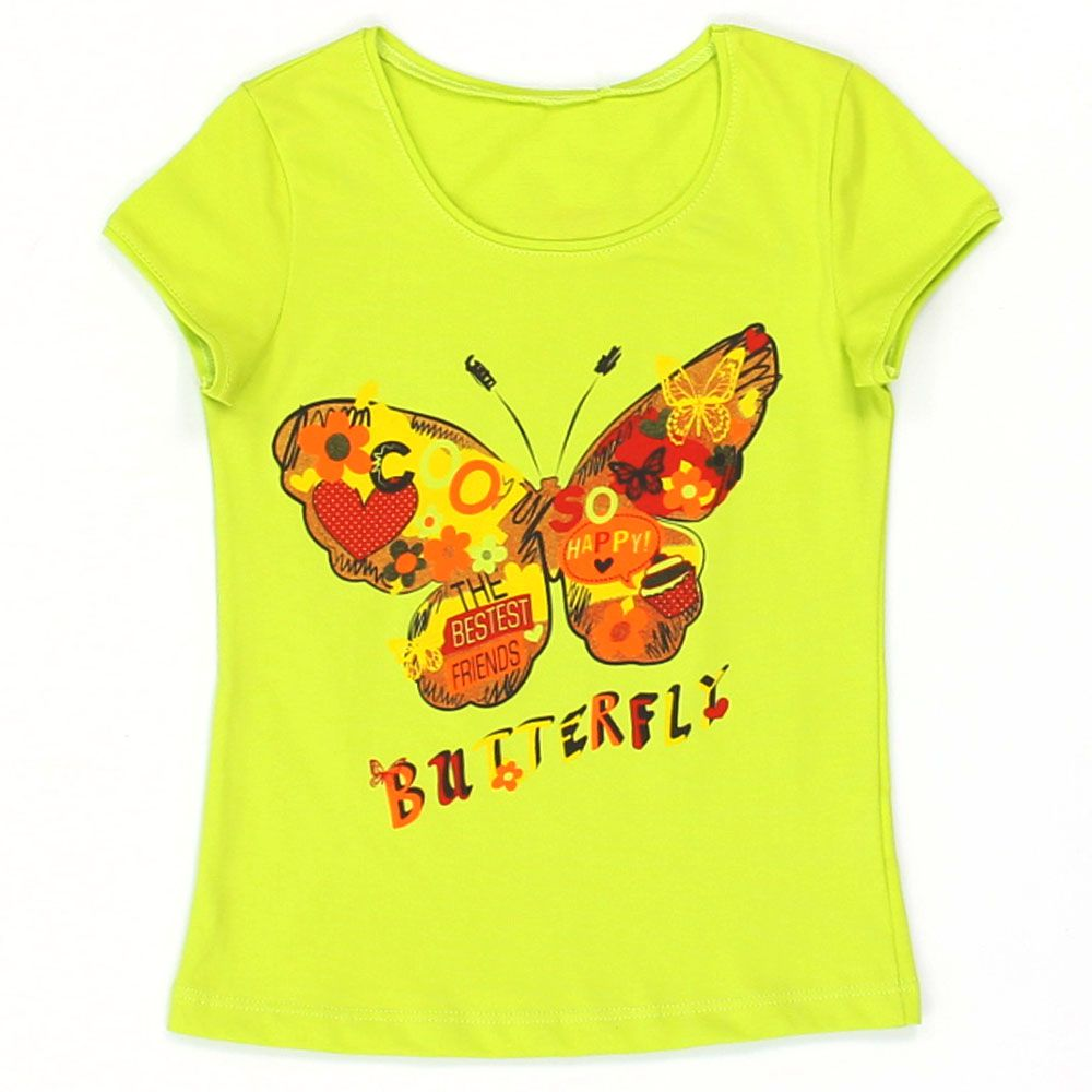 Майка для девочки Бабочка