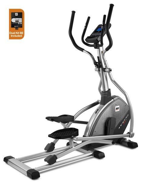 BH Fitness TFC 19 Dual Plus WG856 + Dual Kit Эллиптический тренажер