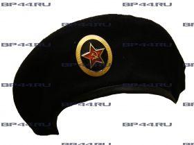 Берет Морская Пехота СССР оригинал 1992 г.в.