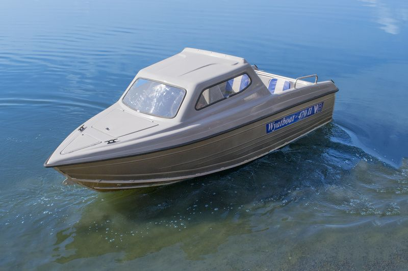 Wyatboat-470П