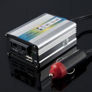 Автомобильный инвертор напряжения 12V в 220V