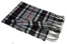 шарф 100% шерсть , расцветка клан Томсон Thomson Grey