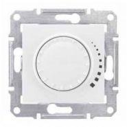 Светорегулятор индуктивный 1000 Вт поворотный Sedna (бежевый)