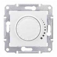Светорегулятор емкостной 25-325 Вт проходной поворотно-нажимной Sedna (бежевый)