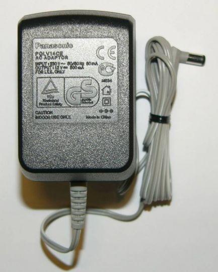 Сетевой адаптер Panasonic PQLV14CE