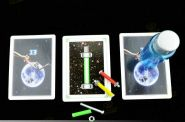 Предсказание 3 болта и 3 карты