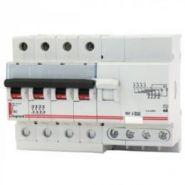 Дифференциальный автомат Legrand 4-полюсный 300mA/63А-AC-7М