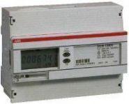 Счетчик электроэнергии ABB трехфазный, двухтарифный, кл.точности 1, прямого включения 80А