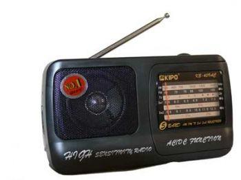 Радиоприёмник KIPO KB-409 р/п - сет.