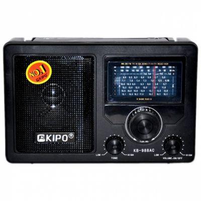 Радиоприёмник KIPO KB-988 АС р/п сет.