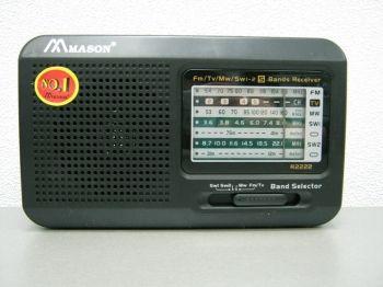 Радиоприёмник Mason 2222 p/п сетев.