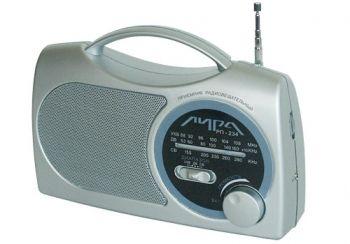 Радиоприёмник Лира РП -234-1 р/приемник