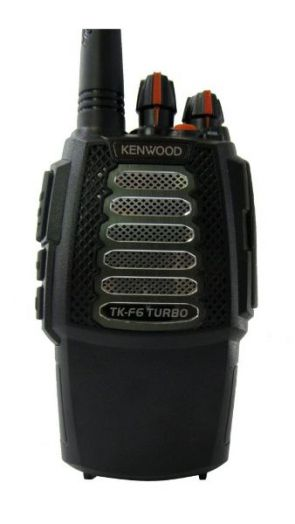 Рация KENWOOD TK-F6 VHF TURBO (до 10 км)