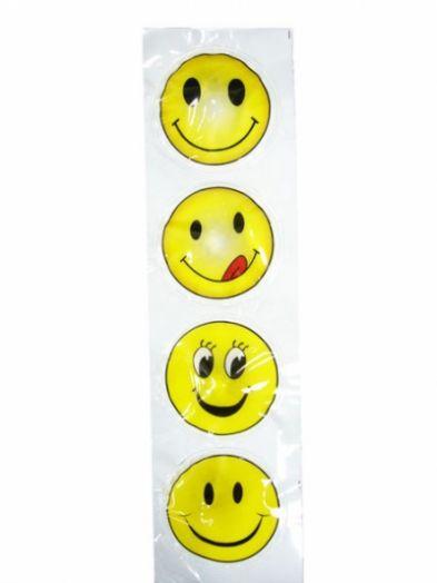 Стикер LD-27 LED наклейка смайл
