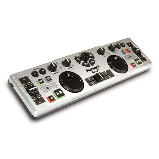 Hercules DJ2GO контроллер