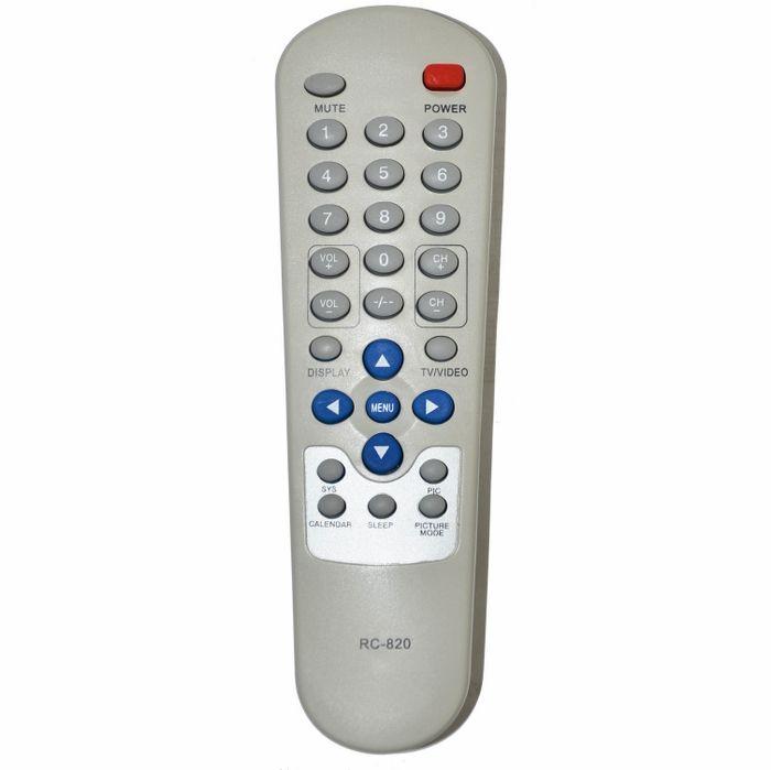 Пульт для SHIVAKI/TRONY/Tahara RC-820 (TV) (21TSS89, STV-2163)