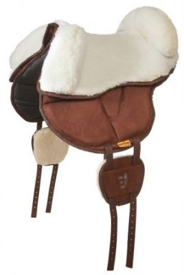 Мех на седло