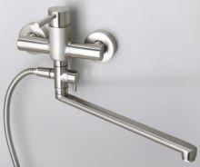 Смеситель для ванны с длинным поворотным изливом Wern 4202L wasserkraft