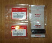 Палец поршня + стопоры Honda XR400R