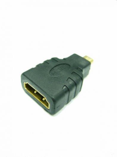Переходник Орбита 1016 (штекер micro HDMI- гнездо HDMI)
