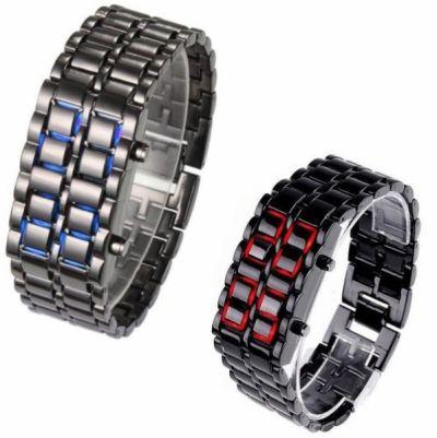 Часы LED Самурай CH-1004