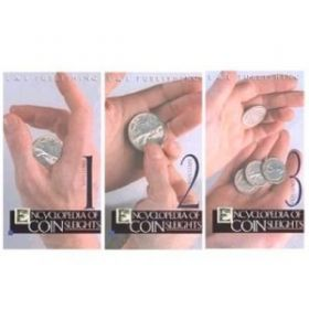 Encyclopedia of Coin Sleights (Set of 3 DVDs) - Michael Rubinstein