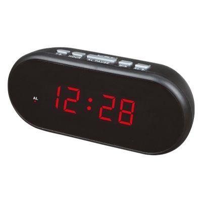 VST712-1 часы 220В крас.цифры