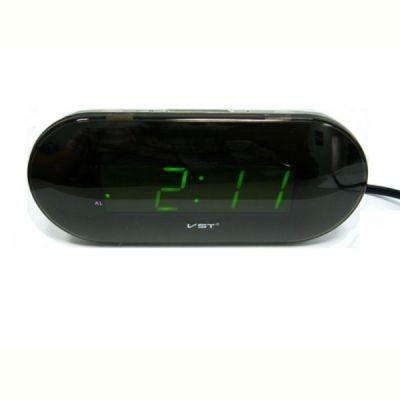 VST715-2 часы 220В зел.цифры