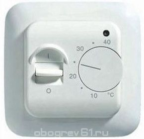 Терморегулятор для теплого пола: MST-1 (Голландия)