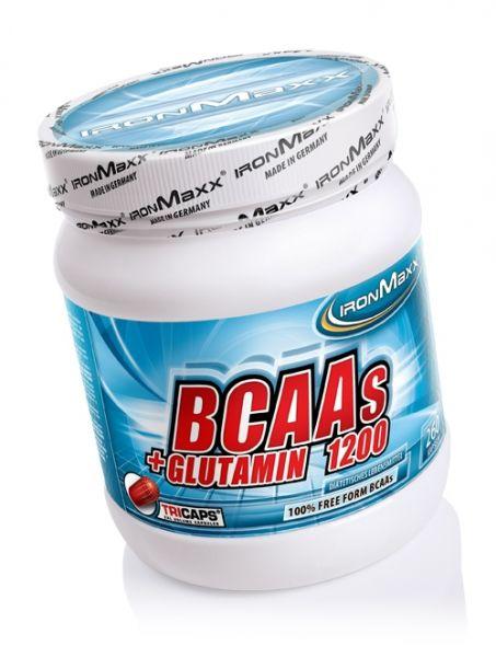 BCAA'S + Glutamin 1200 (260 капс.)