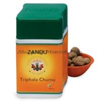 Трифала чурна Занду Аюрведа (Zandu Ayurveda Triphala Churna)
