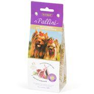 TiTBiT Печенье для собак Pallini с ягненком (125 г)