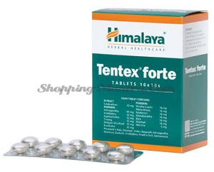 Тентекс Форте для мужчин Хималая / Himalaya Tentex Forte