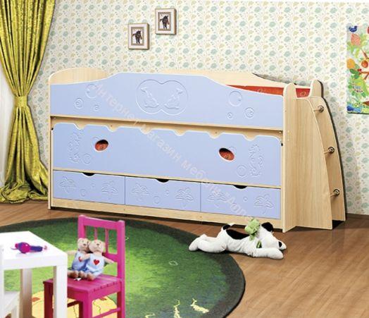 Кровать двухъярусная Омега 10