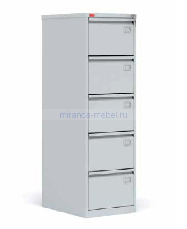 КР-5 Металлический картотечный шкаф (картотека)