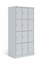 Шкаф металлический для сумок ШРМ 312