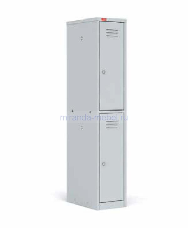 ШРМ 12 Шкаф металлический для одежды