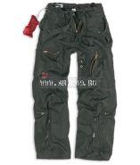 брюки INFANTRY CARGO 100% хлопок BLACK