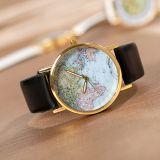"""Женские часы наручные """"Карта мира"""""""