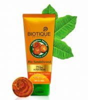 Cолнцезащитный лосьон для тела и лица SPF75 Биотик Сандал (Bio SandalWood Lotion SPF75)