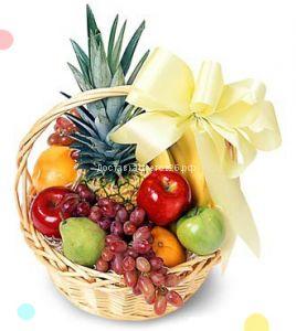 Корзина с фруктами №1 (4 кг)