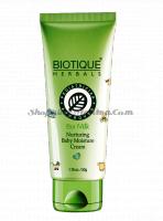 Увлажняющий детский крем Молоко Биотик (Biotique Bio Milk Moisturizing Baby Cream)