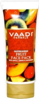 Освежающая фруктовая маска для лица Ваади (Vaadi Refreshing Fruit Face Pack)